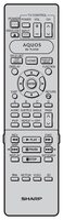 SHARP rrmcga941wjpa Remote Controls