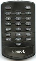 SIRIUS rcnn93 Remote Controls