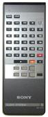 SONY rmv700 Remote Controls