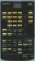 SONY rmp700 Remote Controls