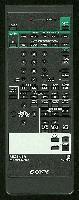 SONY rmp351 Remote Controls