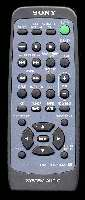 SONY rmsr210av Remote Controls