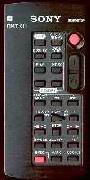 SONY rmt811 Remote Controls