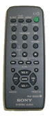 SONY rmsgs2 Remote Controls