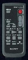 SONY rmt830 Remote Controls