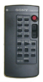 SONY 891759290 Remote Controls