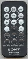 SONY rmtccs10ip Remote Controls