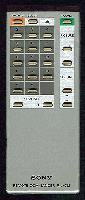 SONY rm712 Remote Controls