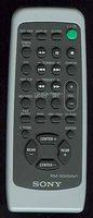 SONY rmsg10av Remote Controls
