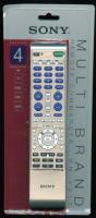 SONY RMV210 Remote Controls