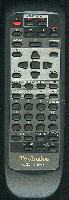 TECHNICS EUR646495 Remote Controls