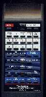 TECHNICS EUR64744 Remote Controls