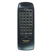 TECHNICS RAKCH101WH Remote Controls