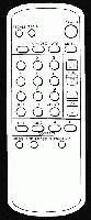 TOSHIBA ct9677 Remote Controls