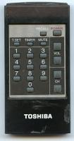 TOSHIBA ct989 Remote Controls
