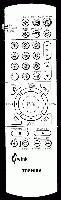 TOSHIBA ct9955 Remote Controls