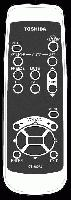TOSHIBA ct90072 Remote Controls