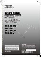 TOSHIBA 40g30om Operating Manuals