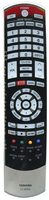 TOSHIBA ct90395 Remote Controls
