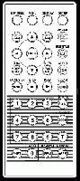 TOSHIBA medr27ux Remote Controls