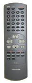 TOSHIBA BZ614374 Remote Controls