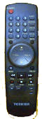 TOSHIBA bz624022 Remote Controls