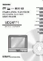 TOSHIBA md24fp1om Operating Manuals