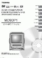 TOSHIBA md9dp1om Operating Manuals