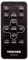 TOSHIBA trmsbx130 Remote Controls