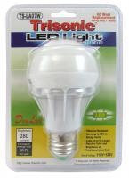 Trisonic 60 Watt Equivalent Day Light Light Bulbs