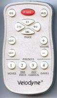 Velodyne SPL1000 Remote Controls