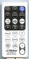 Victor rmsnxps1w Remote Controls