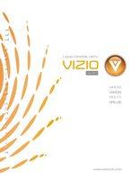 VIZIO l32om Operating Manuals