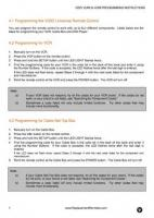 VIZIO vur5 vur6om Operating Manuals