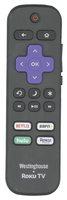 Westinghouse 101018E0072 Roku Remote Controls