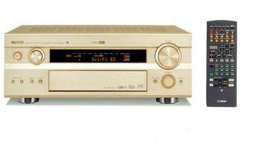 YAMAHA dspax1400 Audio/Video Receivers