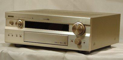 YAMAHA dspax2400 Audio/Video Receivers