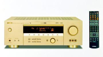 YAMAHA dspax450 Audio/Video Receivers
