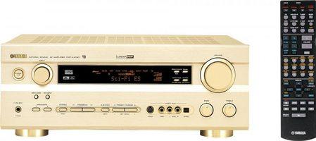 YAMAHA dspax640 Audio/Video Receivers