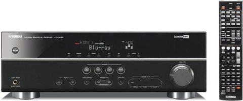 YAMAHA htr3063 Audio/Video Receivers