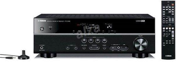 YAMAHA htr3065 Audio/Video Receivers