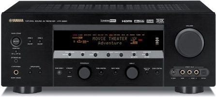 YAMAHA htr5990 Audio/Video Receivers