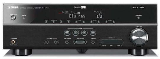 YAMAHA RXA700 Audio/Video Receiver Audio/Video Receiver