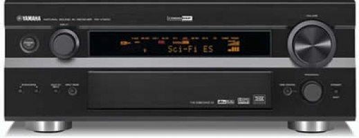 YAMAHA rxv1400 Audio/Video Receivers