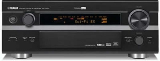 YAMAHA rxv1400rds Audio/Video Receivers