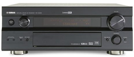 YAMAHA rxv2400rds Audio/Video Receivers