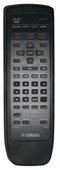 YAMAHA dvd8 Remote Controls