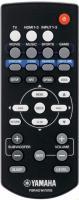 YAMAHA FSR40 Remote Controls