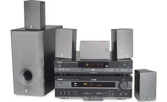 YAMAHA yht24 Home Theater Systems