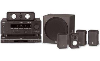 YAMAHA yht670 Audio/Video Receivers